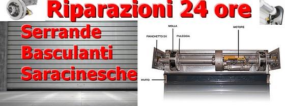 Riparazione serrande Firenze